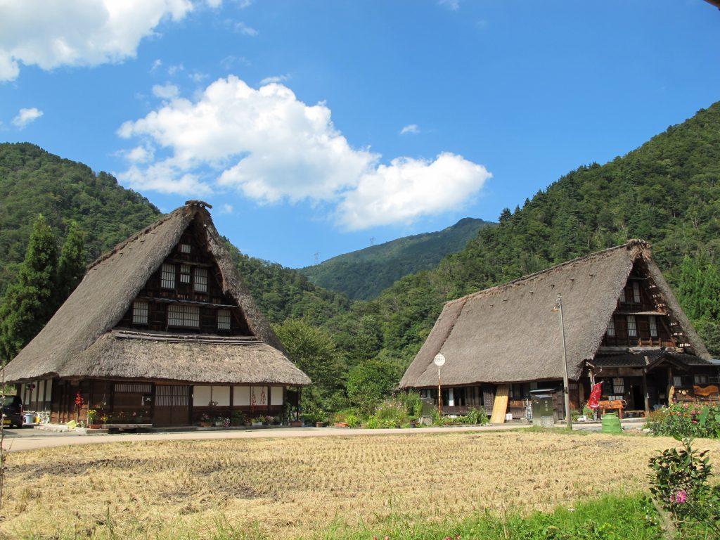 หมู่บ้านซูกานุมะ