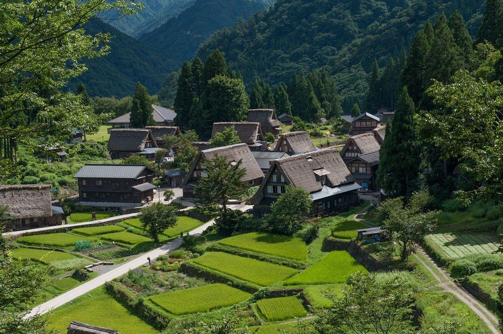 หมู่บ้านอาอิโนคุระ