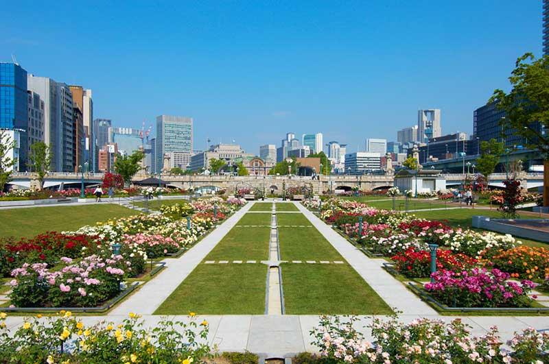สวนสาธารณะนากาโนะชิมะ