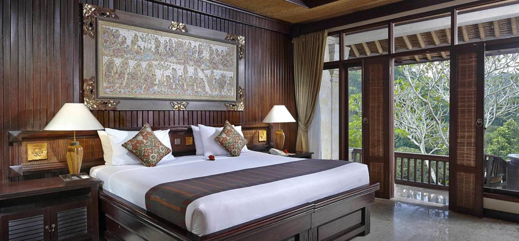 เตียงนอน double bed