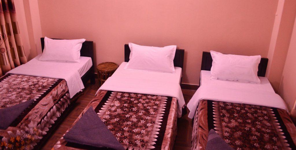 เตียงนอน triple bed