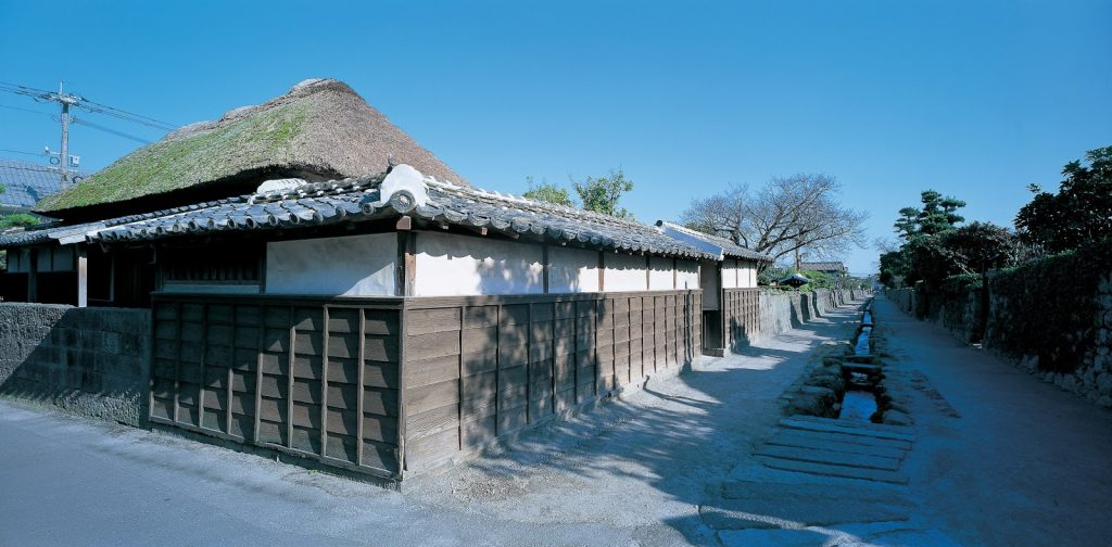 บ้านซามูไร