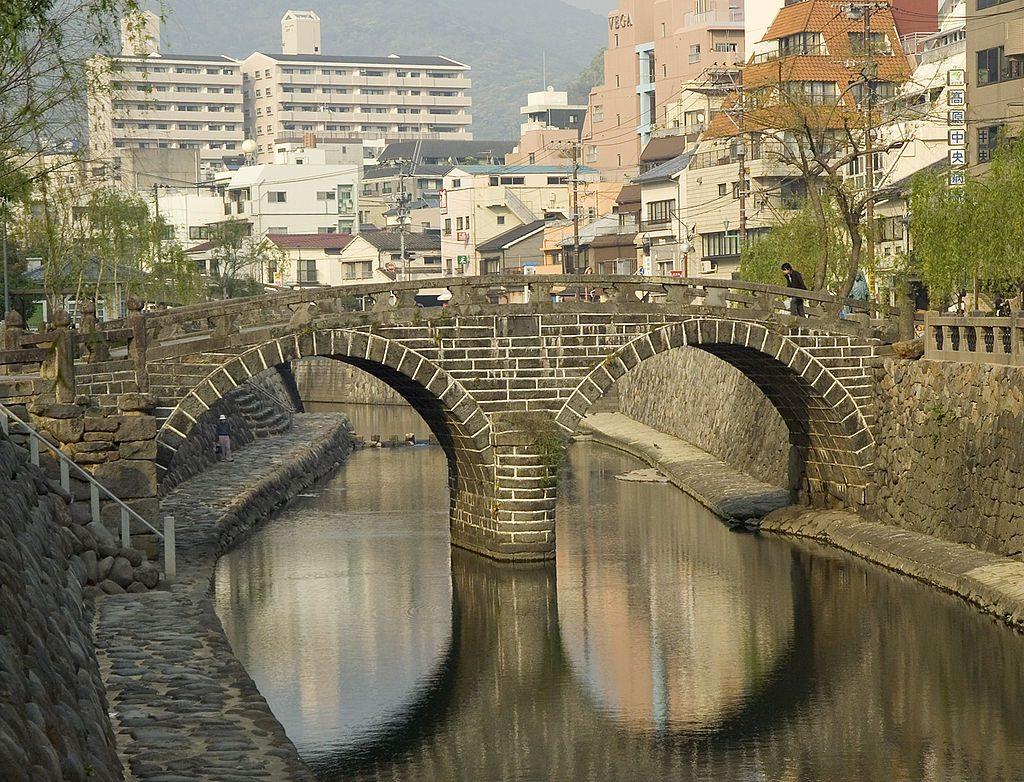 สะพานมากาเนะบาชิ