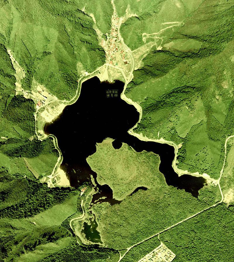 Lake Shojiko