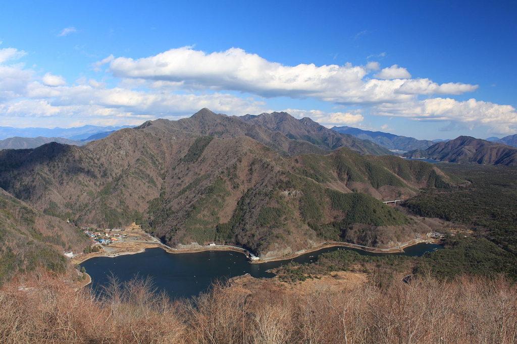 ทะเลสาบโชจิโกะ
