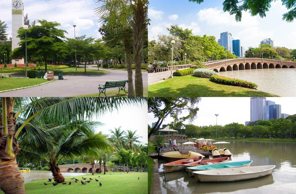 สวนสาธารณะจตุจักร
