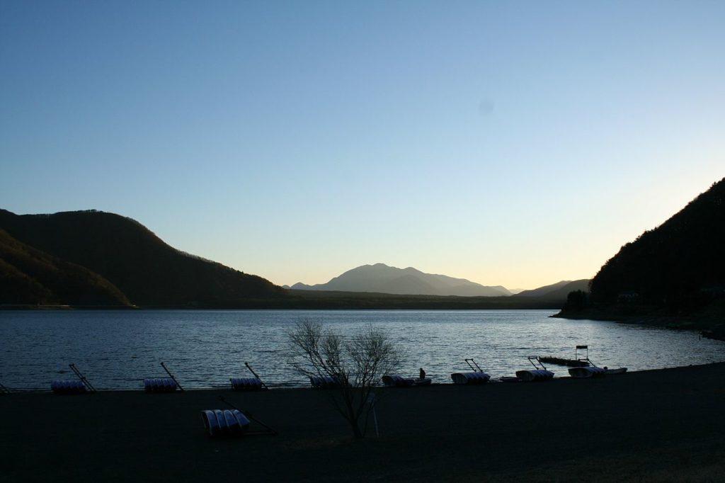 ทะเลสาบไซโกะ