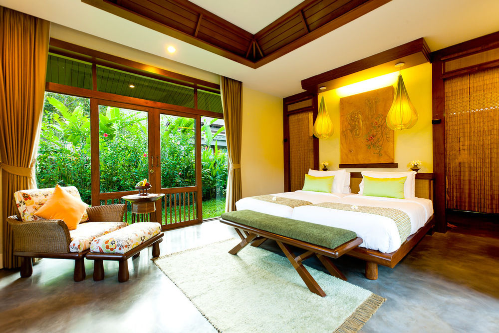 ห้องพัก Superior villa1