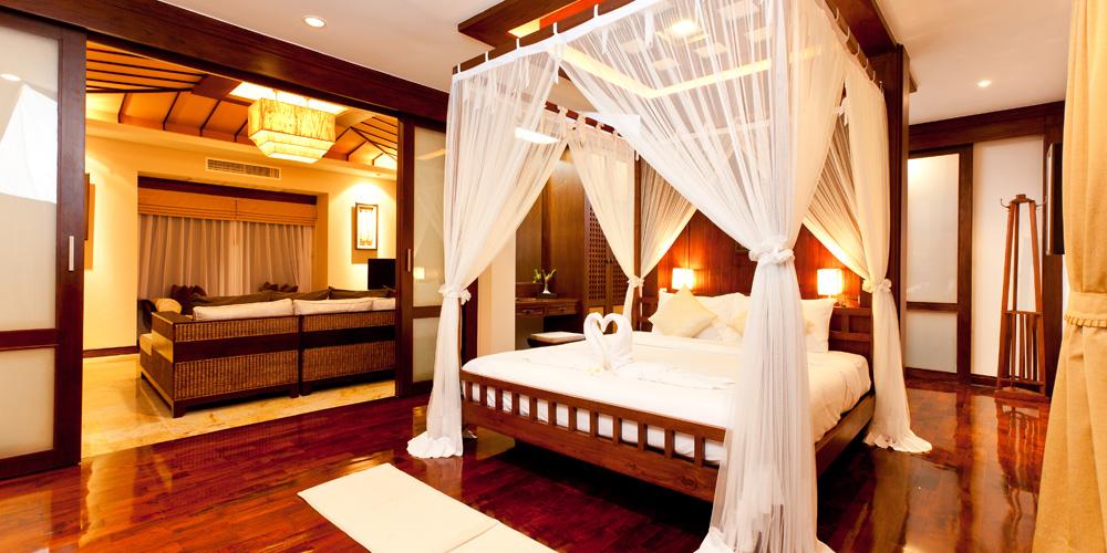 ห้องพัก Pool Villa1