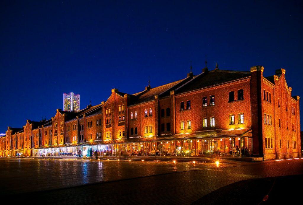 Yokohama Red Brick Warehouse