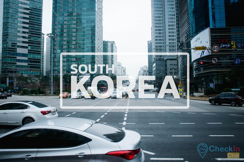 รีวิวเกาหลีใต้