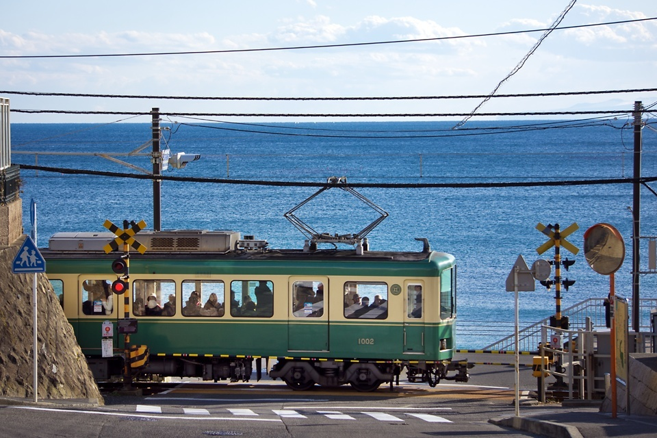 Enoshima Electric Railway Line