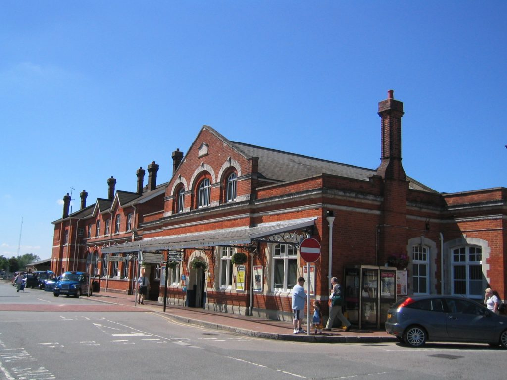 สถานี Salisbury Station