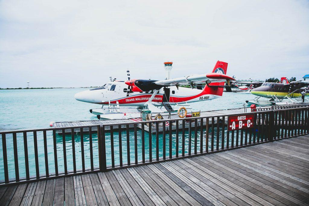 สนามบินน้ำ มัลดีฟส์ Sea Plane