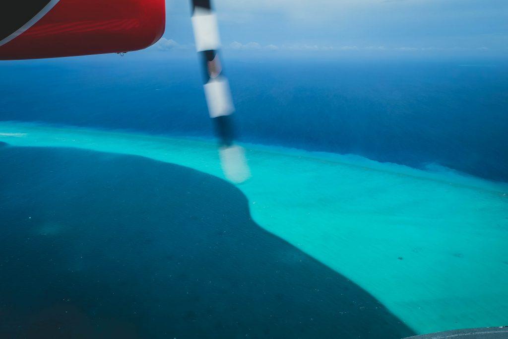 ไปมัลดีฟส์ ขึ้นเครื่องบินน้ำ