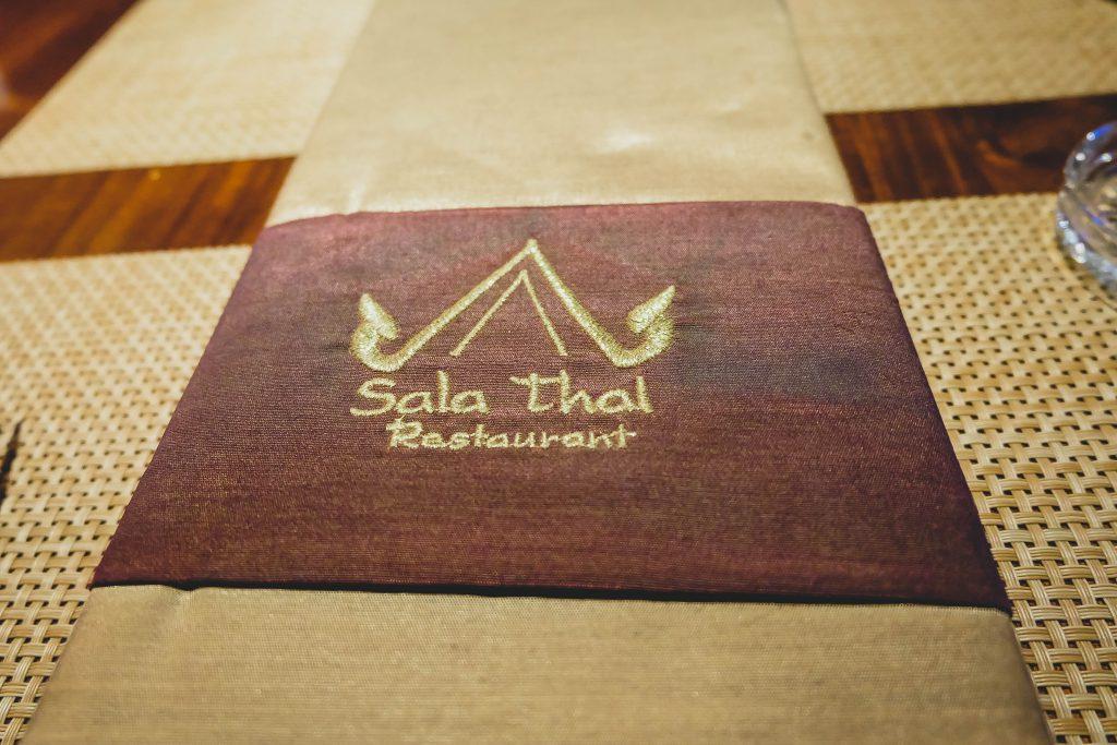 ร้าน Sala Thai ในมัลดีฟส์