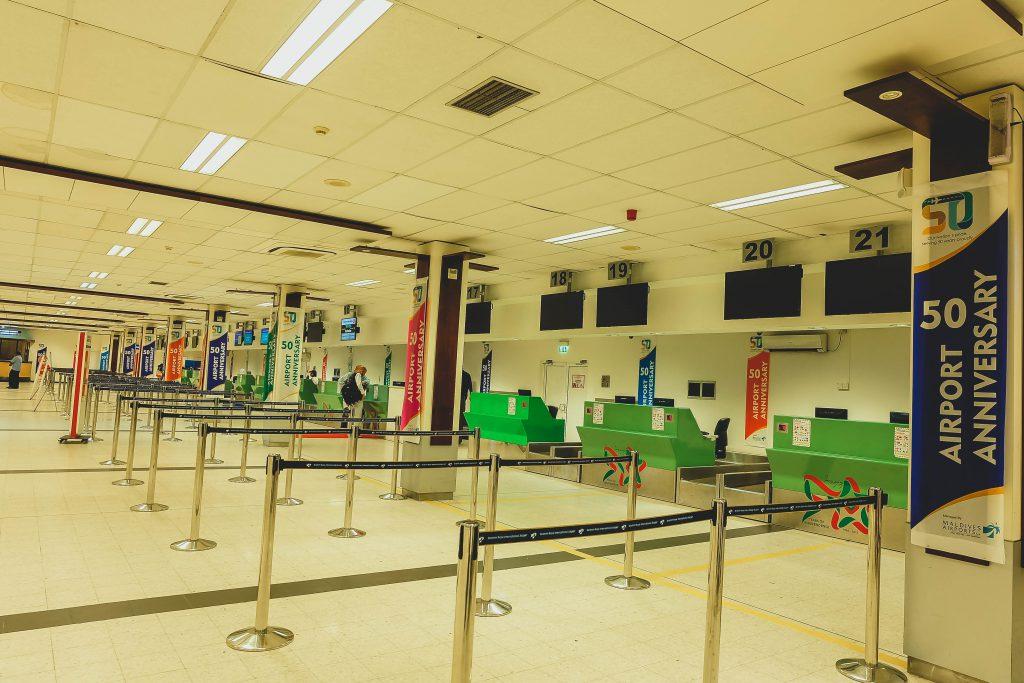 สนามบินประเทศมัลดีฟส์